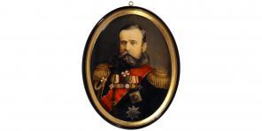 Портрет М. Д. Скобелева
